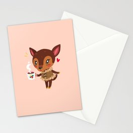 Animal Crossing Fauna Stationery Cards
