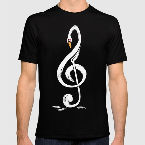 Swan's Melody T-shirt