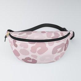 Pink cheetah  Fanny Pack