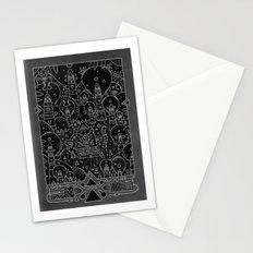 koznoz jungle Stationery Cards