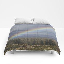 Rainbow Half Comforters