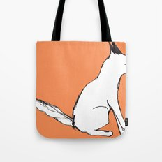 A Fox in The Park Tote Bag