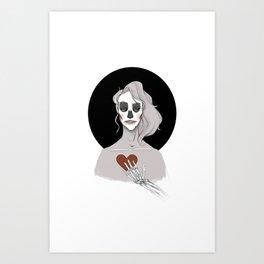 Holding Onto You Art Print
