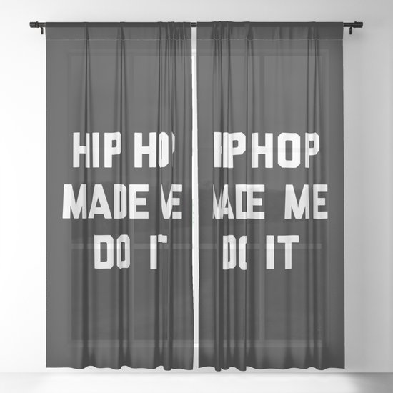 Hip Hop Do It Music Quote by envyart