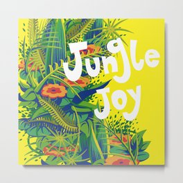 jungle joy Metal Print