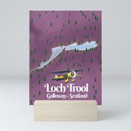 loch trool , galloway, scotland Mini Art Print