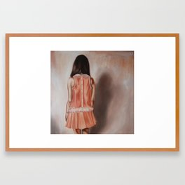Avoider Framed Art Print