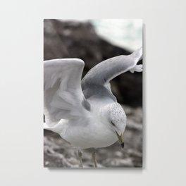 Stretch Metal Print