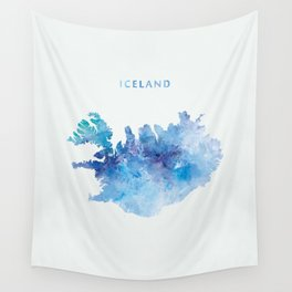 Iceland Wall Tapestry