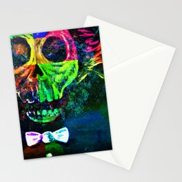 Ghost In The Mirror Stationery Cards
