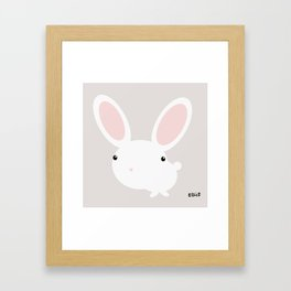 Boony Framed Art Print
