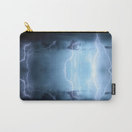 Thunderstorm - Photo Art Carry-All Pouch