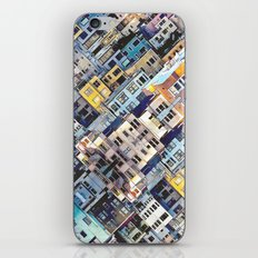Apartments In The City iPhone & iPod Skin