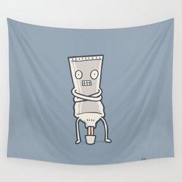 Bad Taste Toothpaste  Wall Tapestry