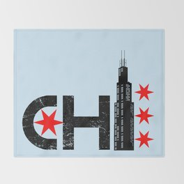 The Chi Throw Blanket