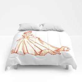 Lady Tentacle Comforters