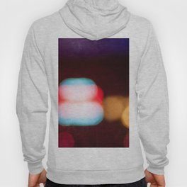 Abstract Light And Color Field Hoody