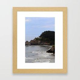 Heceta Head Lighthouse Framed Art Print