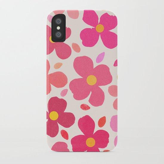 dogwood 7 iPhone Case