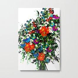 WF#13 Wild Flower #13 Metal Print
