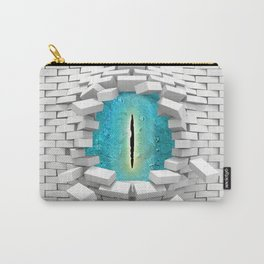 behind walls Carry-All Pouch