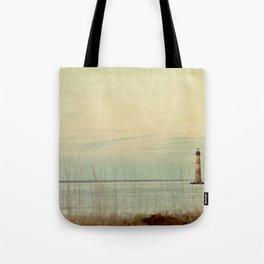 Morris Lighthouse Tote Bag