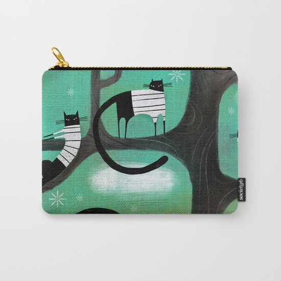 TREE LOUNGE Carry-All Pouch