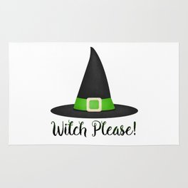 Witch Please! Rug