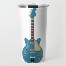 Hollow Body Guitar Travel Mug