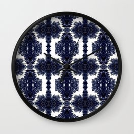 Tiles & Motifs - Porcelain Kitchen Tile Wall Clock