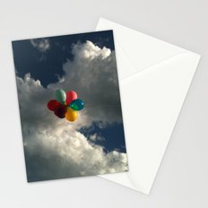 Up Up and Away Stationery Cards