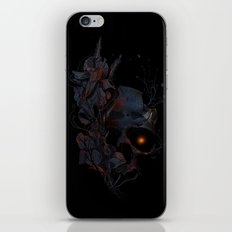 DeathBlooms iPhone & iPod Skin