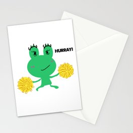 HURRAY! Stationery Cards