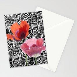 floral bar  Stationery Cards