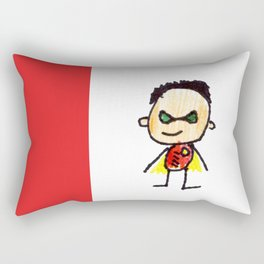 Superhero 2 Rectangular Pillow