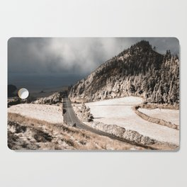 Tranquil landscape Cutting Board
