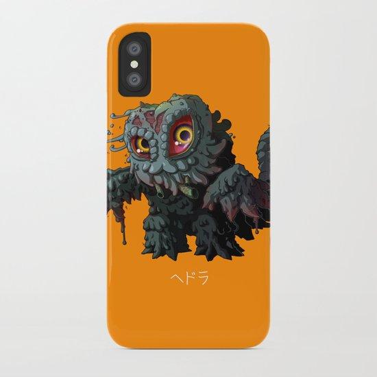 Hedorah iPhone Case