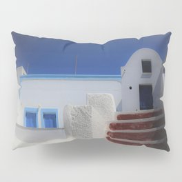 Santorini, Greece 7 Pillow Sham