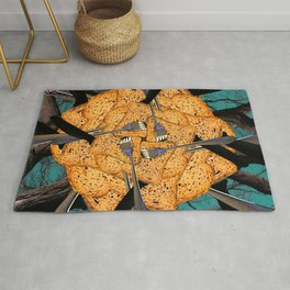 lunch Rug