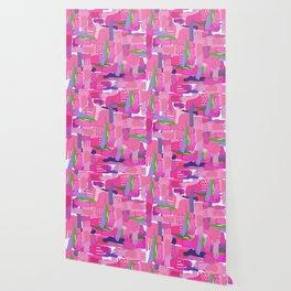 Hand Pink Wallpaper