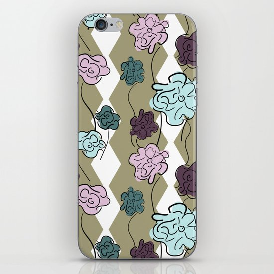 Hex Garden iPhone Skin