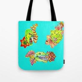 Green graow II Tote Bag