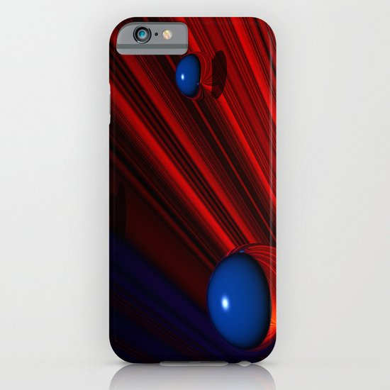 Synusoidal Madness iPhone & iPod Case