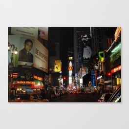 NYC 1 Canvas Print