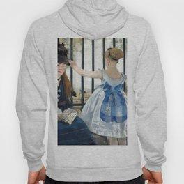 Edouard Manet - Le Chemin de fer (The Railroad) Hoody