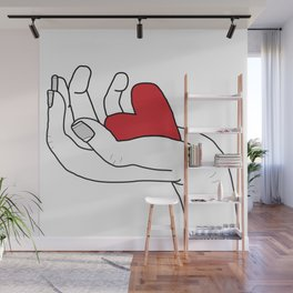 I give you my love Wall Mural