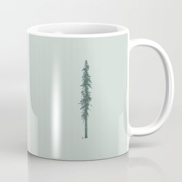 Love in the forest - sage Coffee Mug