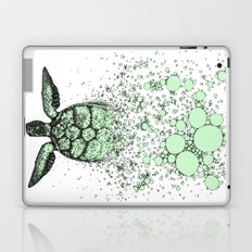 Into_The_Sea2 Laptop & iPad Skin
