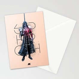 Heroes and Villains Series 2: Sephiroth Stationery Cards