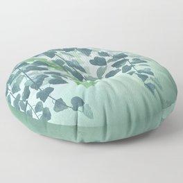 English Ivy Floor Pillow